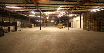 warehouse inside